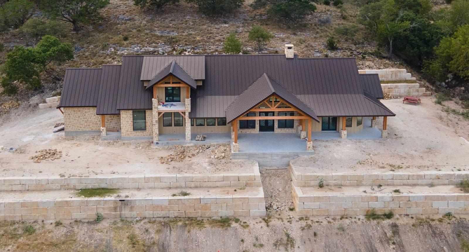 Custom Home Builder in Spring Branch TX